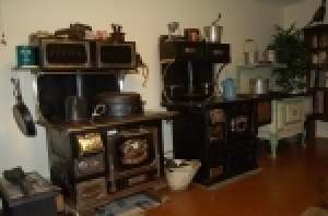 FAIRLAMB COOK STOVE COLLECTION AUCTION