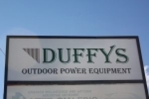 DUFFY'S OUTDOOR POWER EQUIPMENT AUCTION