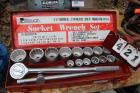 Pittsburgh Socket Wrench Set