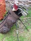 Golf Club and Bag