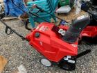 Troy Built Squall Snow Blower 208E