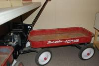 Red Wagon Radio Flyer