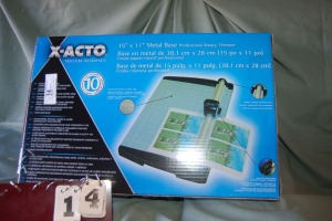 X Acto Rotary Trimmer