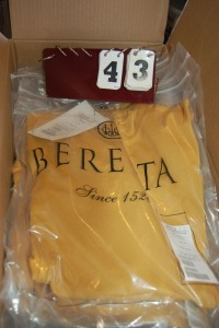 Beretta Long Sleeve Turtle Neck