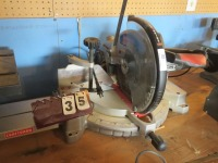 "Craftsman 12"" Compound MITRE Saw"