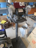 "All trade 6"" Bench Grinder On Stand"