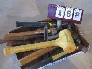 Mix Lot Of Hammers