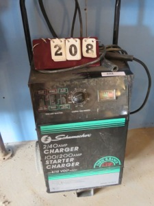 Shumaker Battery Charger