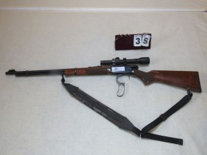 Winchester 22 Long Rifle