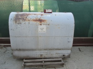 275 Gal. Waste Oil Container