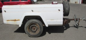 PickUp Bed Trailer