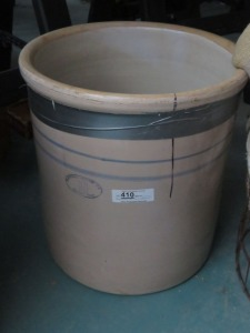 Marshal Pottery Co, 10 Gallon Crock