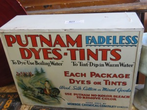 Putnam Fadeless Dyes-Tints