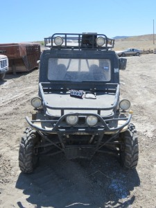 Joyner Trooper 1100 EFI 4x4 Side By Side