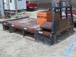10' Flat Bed