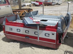 Dodge Truck Bed 8'