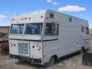 Dodge Motor Home Rough Shape