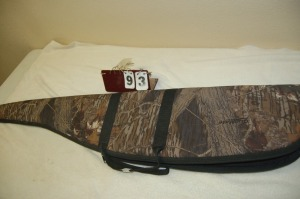 Camo Rifle Scabbard