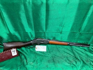 Winchester Model 1873 Lever Action 44-40 Refinished