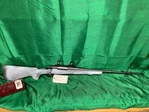 Remington Custom MDL 700 257 Weatherby Mag