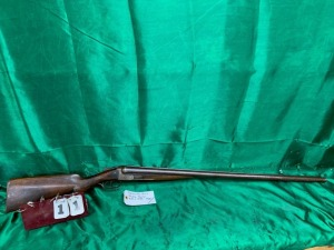 Syracuse Arms Double Barrel Side By Side 12 Gauge
