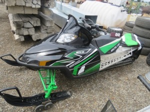 Arctic Cat 600, 153 Track