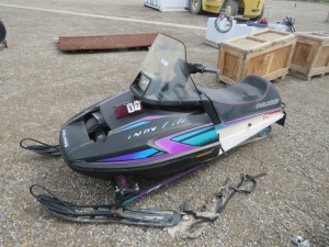 Polaris Indy Lite, Condition Unknown