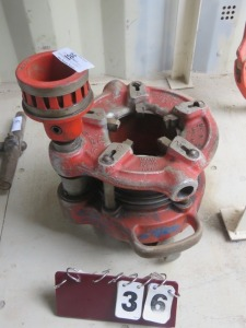 "Ridgid 2 1/2""-4"" Pipe Threader"