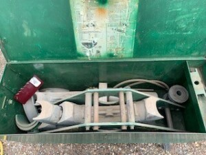 GreenLee Portable Hydraulic Bender