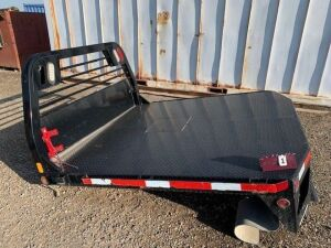 CM Truck Bed Single Rear Wheel Short Bed