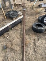 Two 30' Drill Stem Pipe 2""