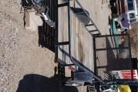 Four wheeler trailer with gate approximately 8' x 5'