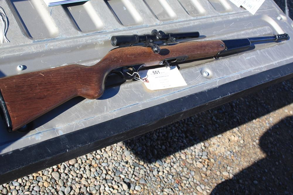 Mossberg Model 342 Serial Number Unknown 22 S L LR