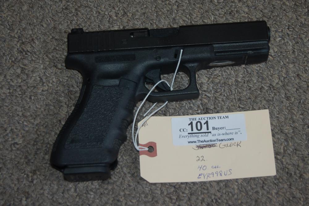 Glock 22 40 Cal Current Price 325