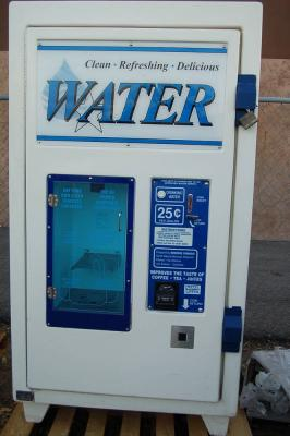 2-Water Vending Machine