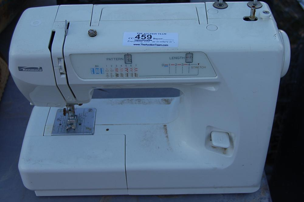 Kenmore Sewing Machine Current Price 40 Custom Blue Kenmore Sewing Machine