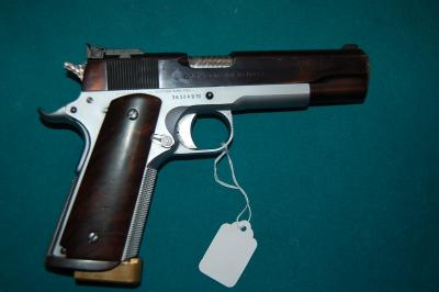 Government Issue Colt ACP 45